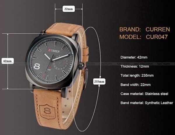 Ανδρικό ρολόι 0101 3